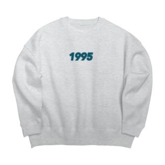 1995年生まれなんよ Big silhouette sweats