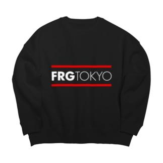 FRGTOKYO Big silhouette sweats