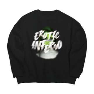 EROTIC INFERNO S/ST Big silhouette sweats