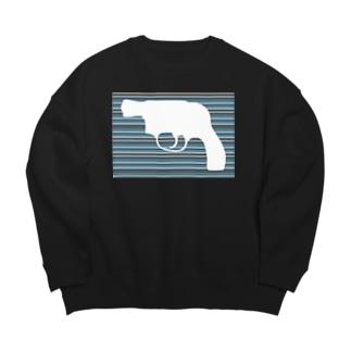 Gun Big silhouette sweats