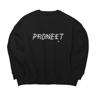 Bug PRONEET Lv.1 Big silhouette sweats
