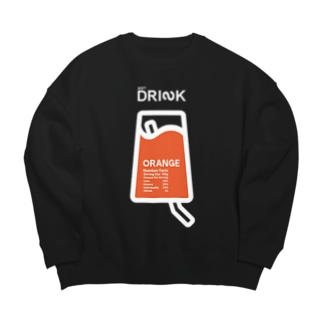 Messages graphic 007B Big silhouette sweats