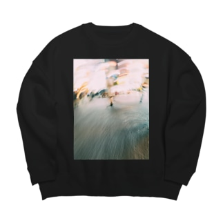 Drifting in the City Big silhouette sweats