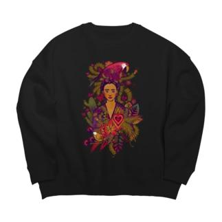 Frida Big silhouette sweats