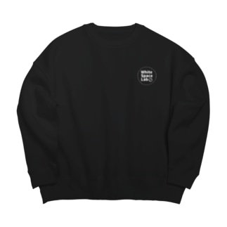 WSL ロゴスウェット Big silhouette sweats