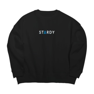 STARDYのSTARDY Big silhouette sweats