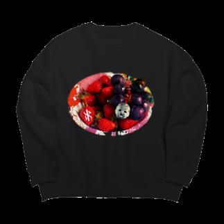 Marrowの奇妙な果実 Big silhouette sweats