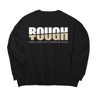 ROUGH & TOUGH Big silhouette sweats