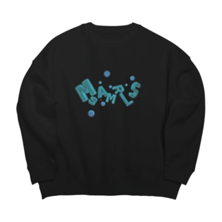 Ms Amaryllis 3D logo Big silhouette sweats
