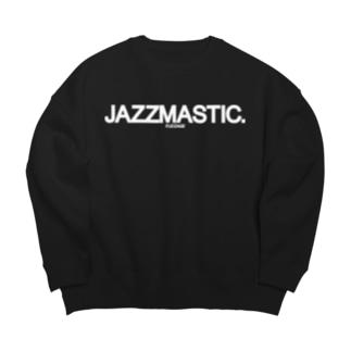 FUZZAGE No.10 JAZZMASTIC Big silhouette sweats