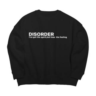 DISORDER Big silhouette sweats