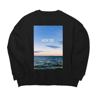 HIGH TIDE Big silhouette sweats