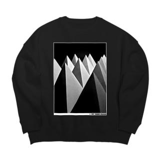 『No.1』 - 『ANALOGIA』 (type_C) Big silhouette sweats