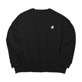 生牡蠣 Big silhouette sweats