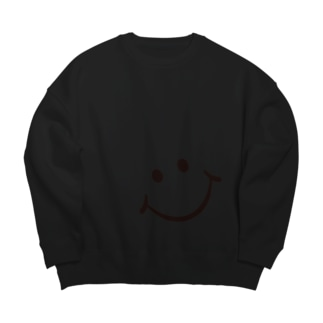 SMILE Big silhouette sweats