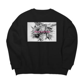 セルリア Big Crew Neck Sweatshirt