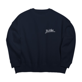 Tegaki logo Big silhouette sweats