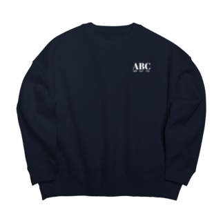 米沢の服 Big silhouette sweats