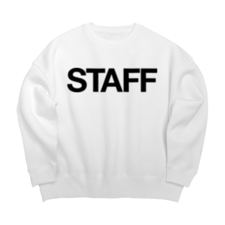 STAFF Big silhouette sweats