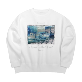 """a Room for the """"Time"""" ~ Loss #2 Big silhouette sweats"""