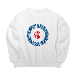 WE ARE THE MODS.  WE ARE MODERNIST. Big silhouette sweats