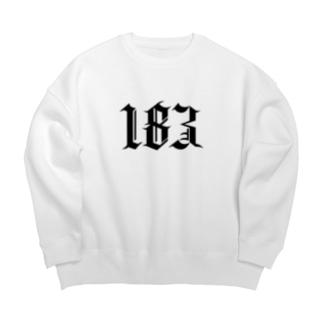 183 Big silhouette sweats