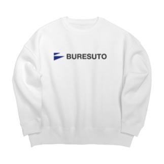 BURESUTO Big silhouette sweats