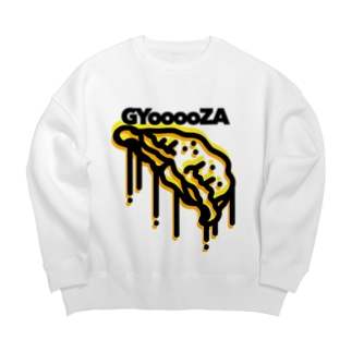 GYooooZA Big silhouette sweats