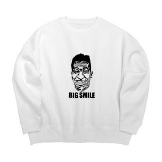Big smil Big silhouette sweats