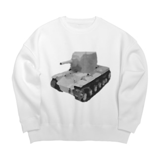 KV-2 Big silhouette sweats