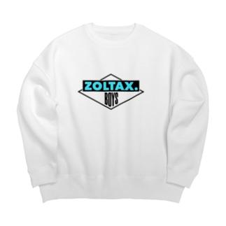 Zoltax. NEGA Big silhouette sweats