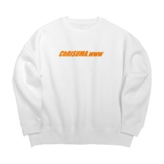 ChRiSUMA.www Big silhouette sweats