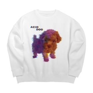 acid dog Big silhouette sweats