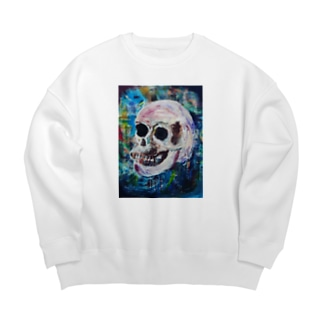 skeleton Big silhouette sweats