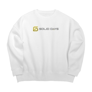 SOLID DAYS 2020 Big silhouette sweats