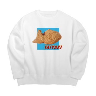 TAIYAKI Big silhouette sweats