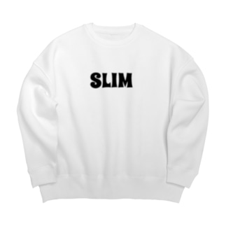 SLIM ビッグシルエット Big silhouette sweats