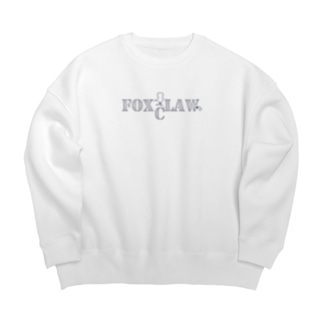 Foxclaw Goods Big silhouette sweats