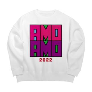 U.C.AMOAMO Big silhouette sweats