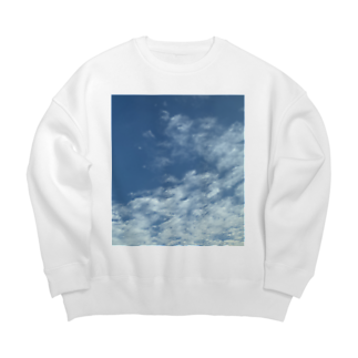 ayakaの抹茶の青空 Big silhouette sweats