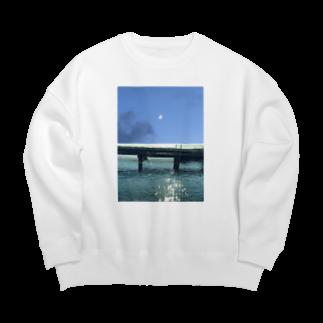 Miの鬱病患者のTシャツ Big silhouette sweats