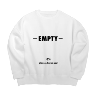 EMPTY  Big silhouette sweats