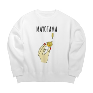 MAYOTAMA Big silhouette sweats