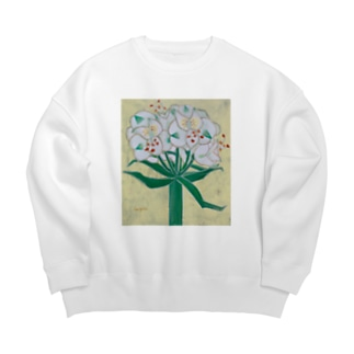 ALSTROEMERIA  Big silhouette sweats