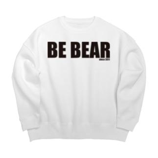 BE BEAR Big silhouette sweats