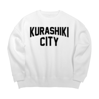 JIMOTO Wear Local Japanのkurashiki city 倉敷ファッション アイテム Big silhouette sweats