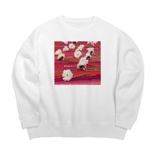 カヨラボ スズリショップのはなむけ。/カヨサトーTX Big Crew Neck Sweatshirt
