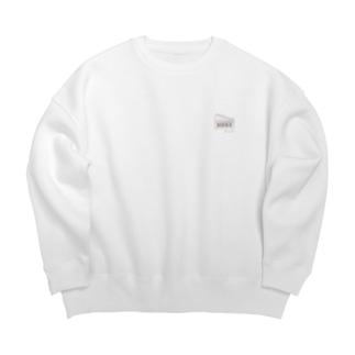 【冬の限定アイテム】ロゴ小さめ!あったかいんデスシリーズ Big silhouette sweats