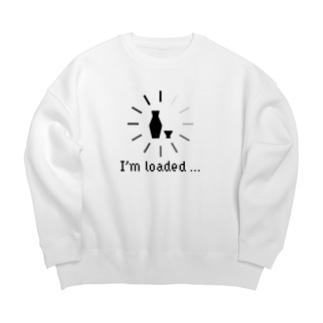おもしろ英語表現(loaded) Big silhouette sweats