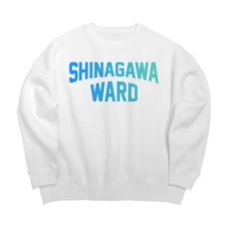 品川区 SHINAGAWA WARD Big silhouette sweats